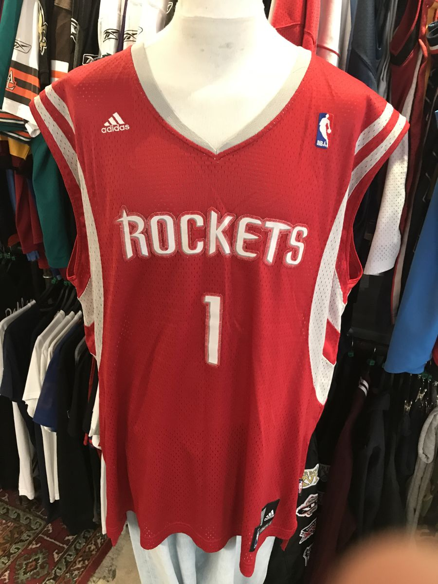 Houston Rockets McGrady jersey