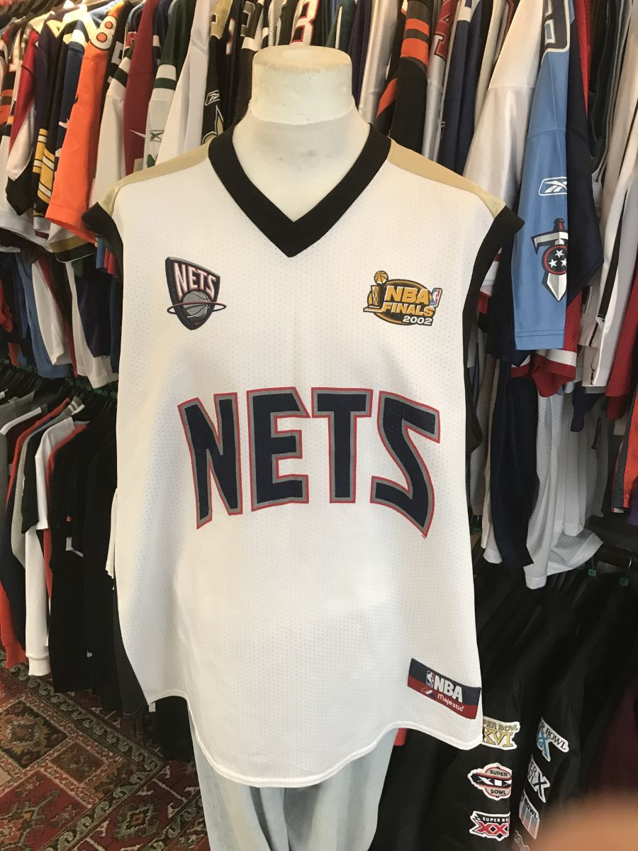 Brooklyn Nets Finals jersey