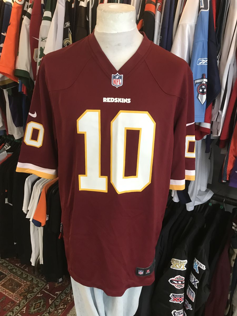 Washington Redskins Griffin lll jersey