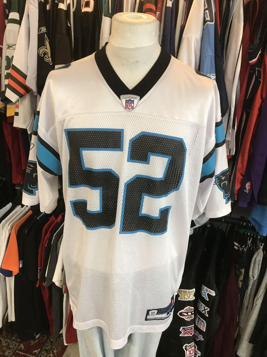 Carolina Panthers Beason jersey
