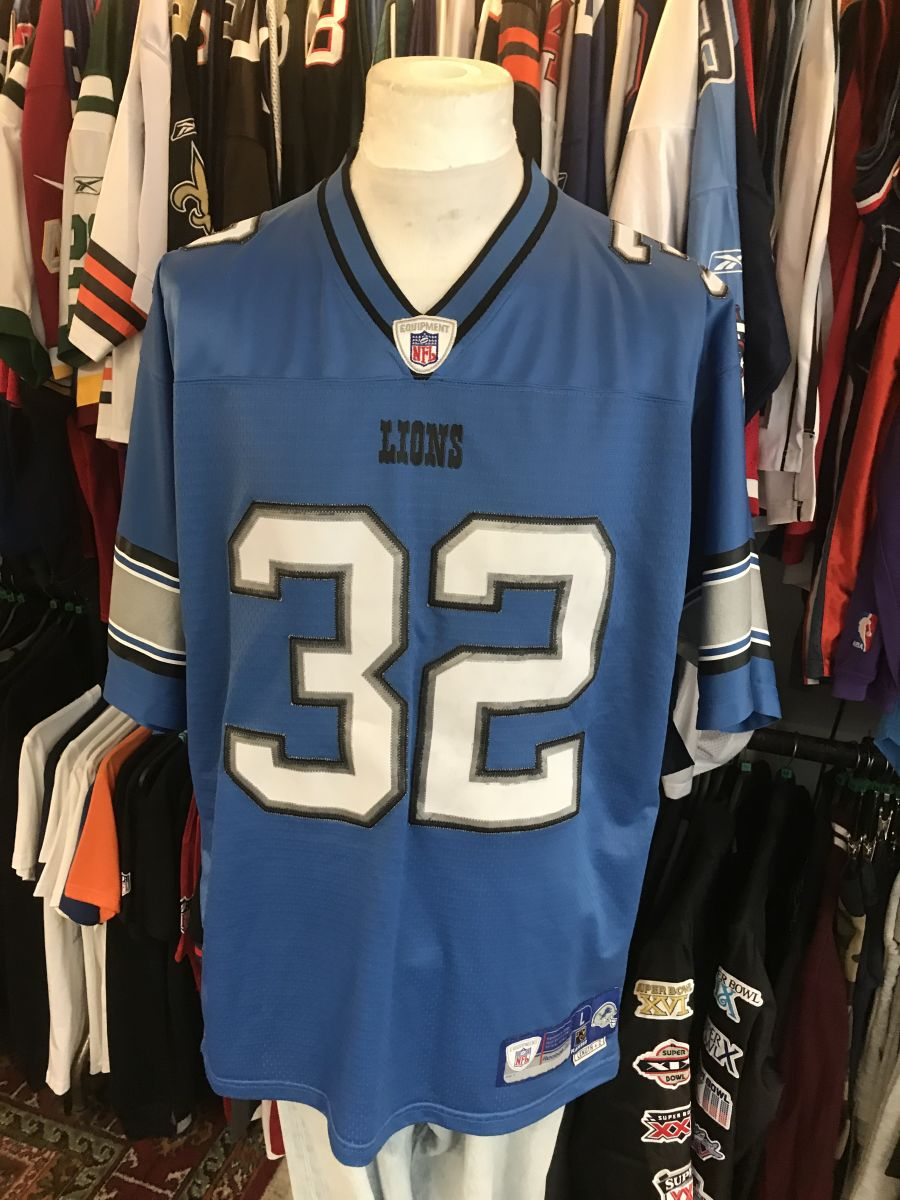 Detriot Lions Bly jersey