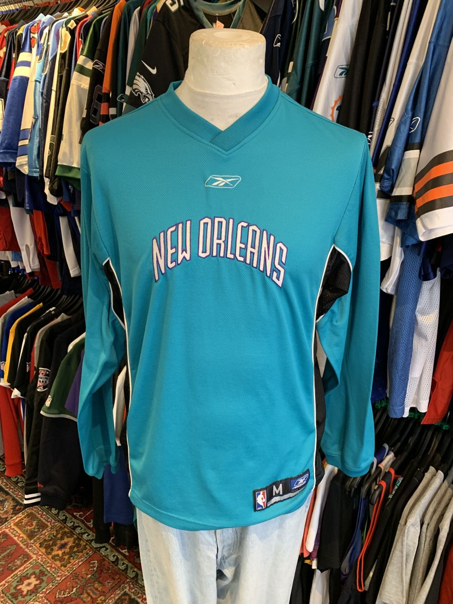 New Orleans Hornets warm up top