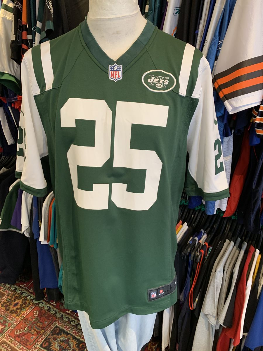New York Jets Pryor jersey