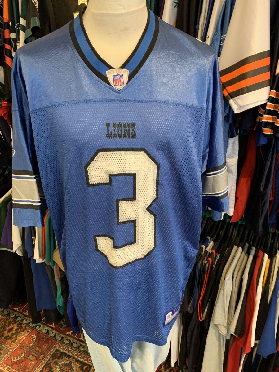 Detroit Lions Harrington jersey