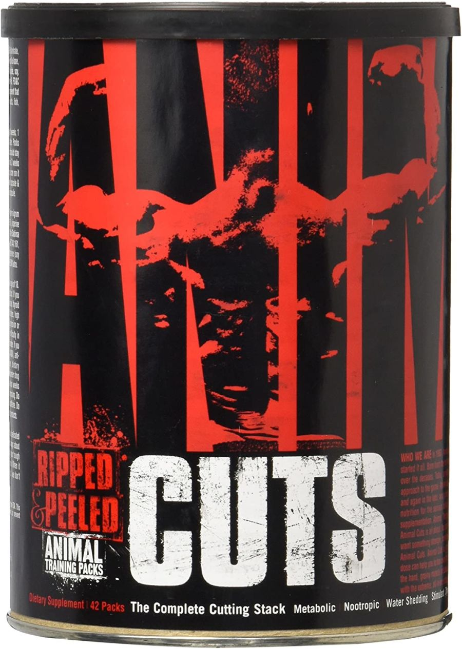 Animal Cuts, Ripped & Peeled