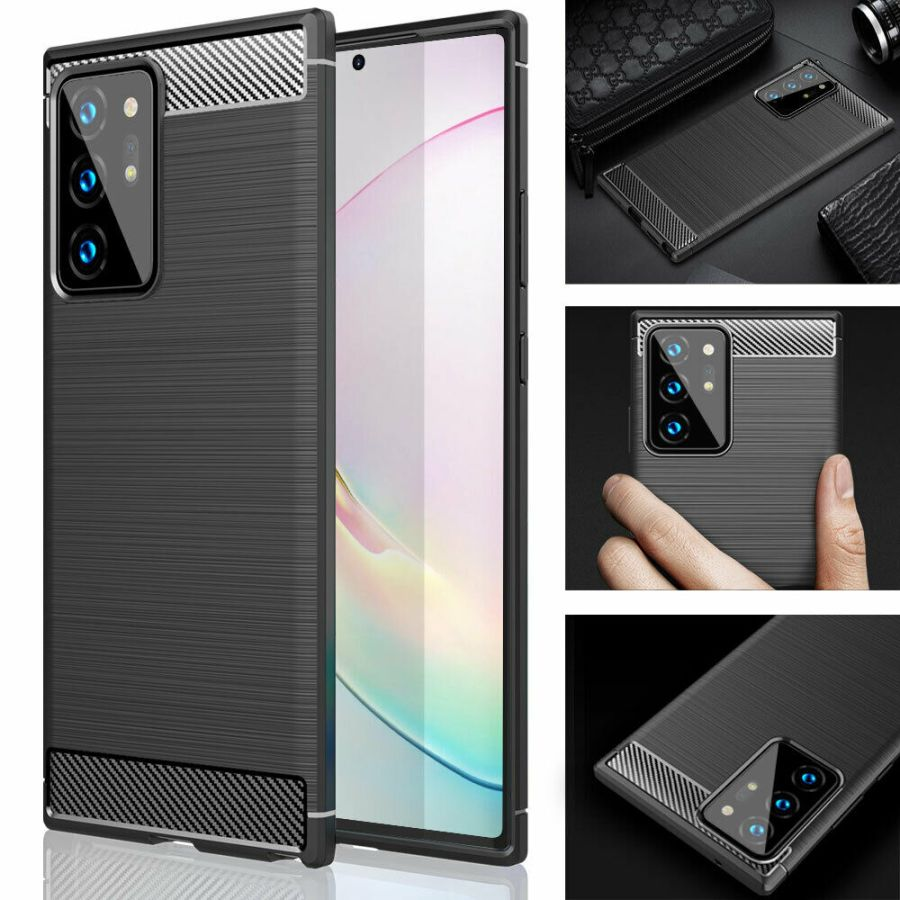 Premium Carbon Fiber case for Samsung Galaxy Note 20 Ultra