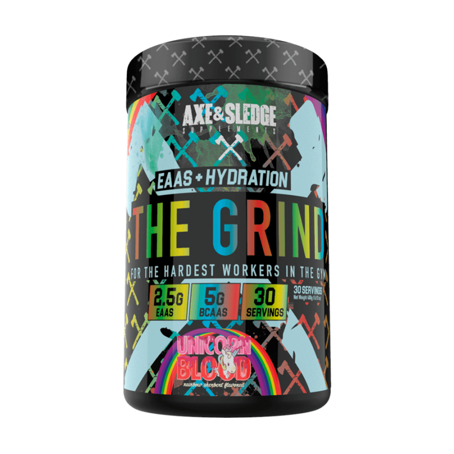 Axe & Sledge The Grind - Unicorn Blood Pre-Workout