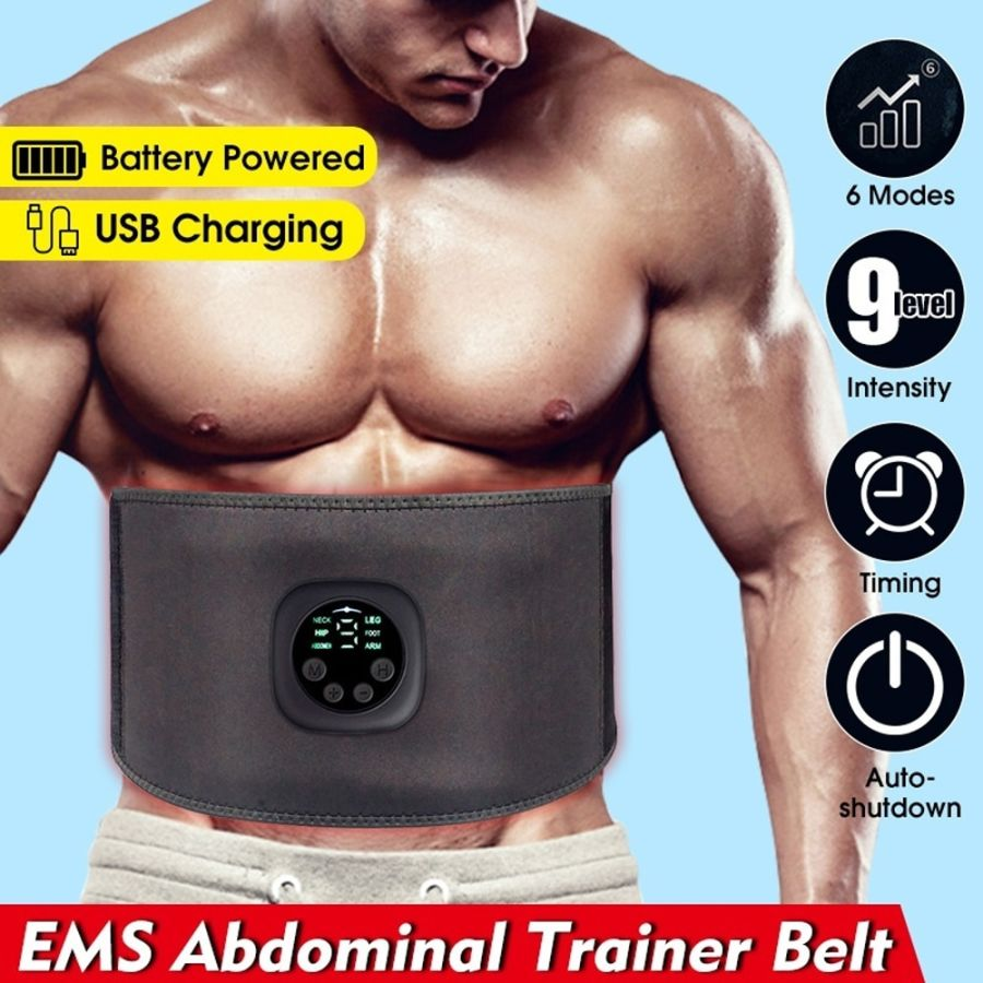 Abdominal Trainer with Display