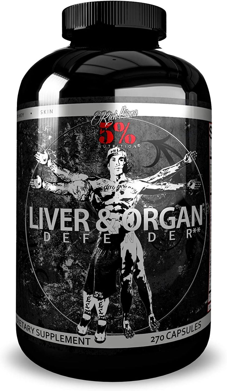 Liver & Organ Recovery 5% Nutrition