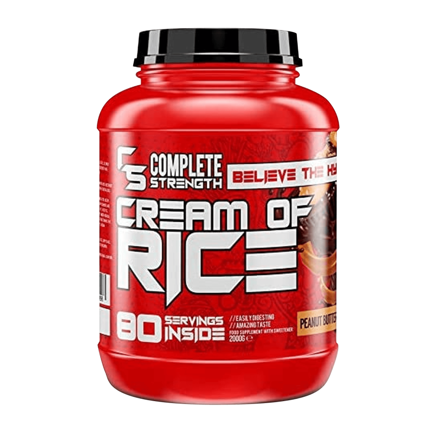 Complete Strength Cream Of Rice 80 Servings