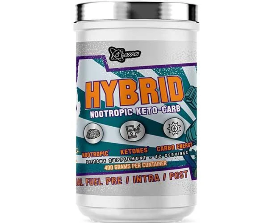 Glaxon Hybrid 400g Mighty Berries