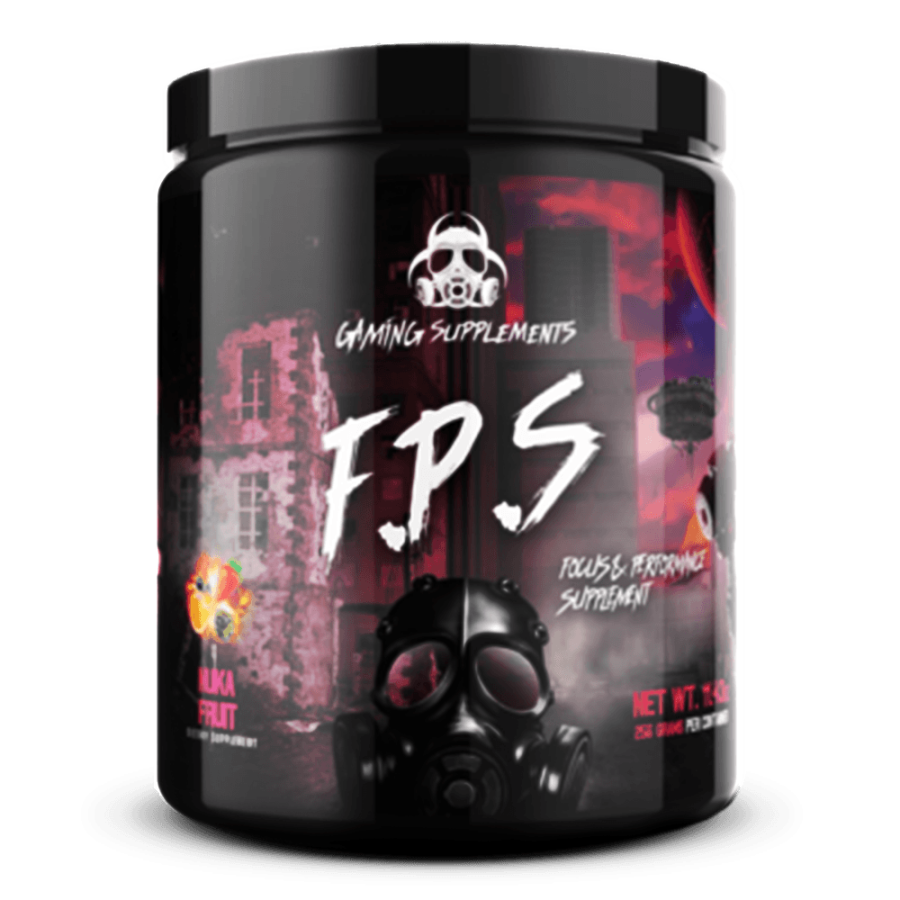 Outbreak Nutrition F.P.S. Pre-workout 324g Caustic Cola