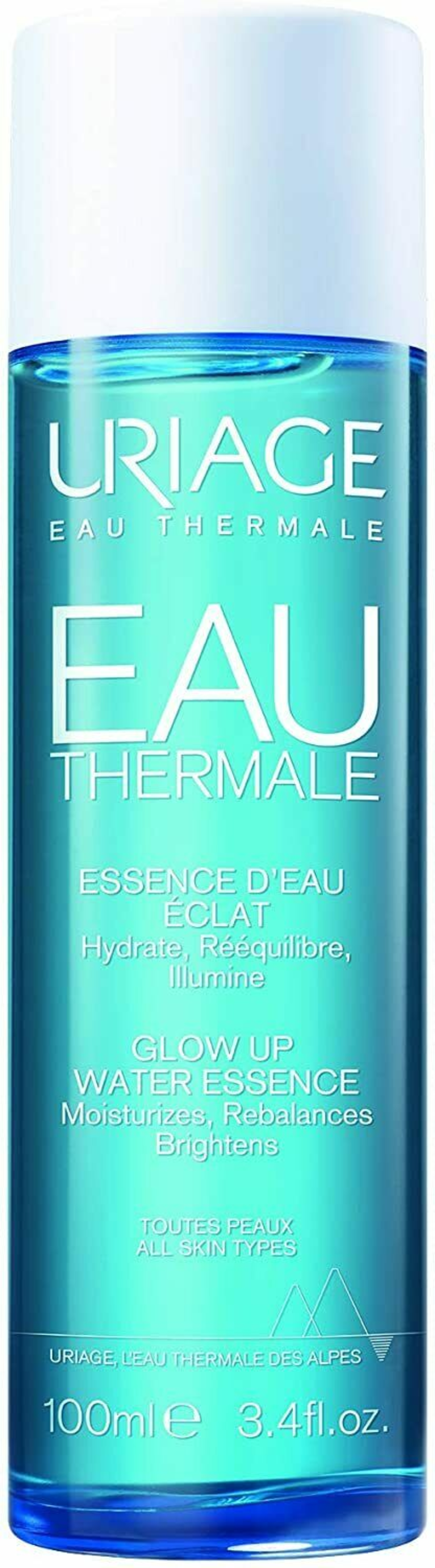 Uriage Eau Thermale Glow Up Thermal Spring Water Essence 100ml