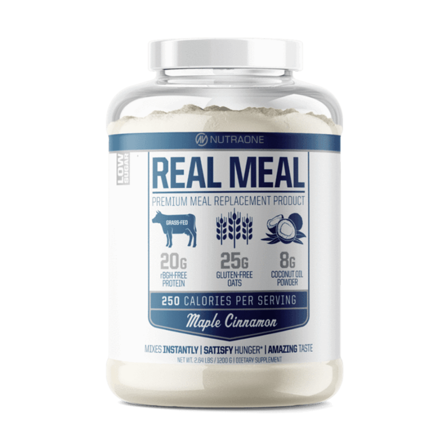 NutraOne Real Meal 1.2kg Blueberry
