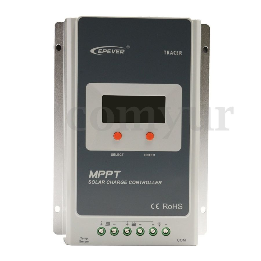 20a mppt tracer controller
