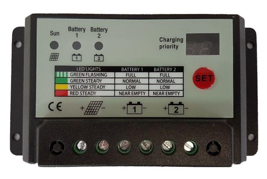 20a dual controller