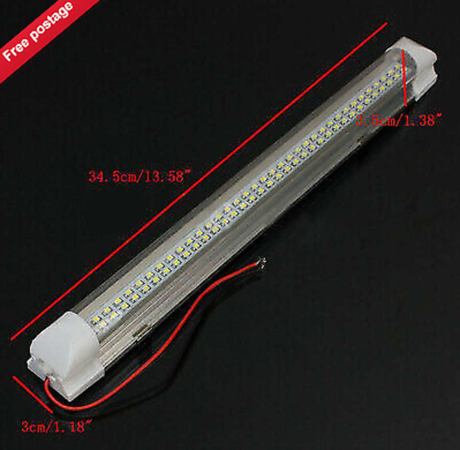 72 led internal light with switch