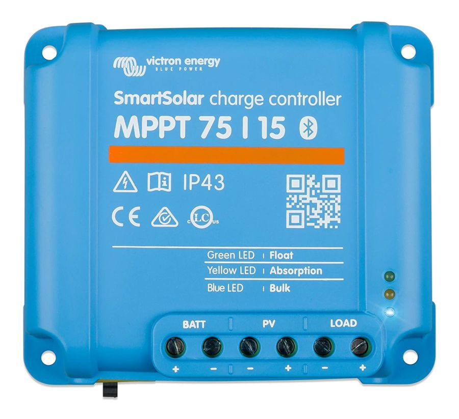Victron mppt Smart Solar 75/15