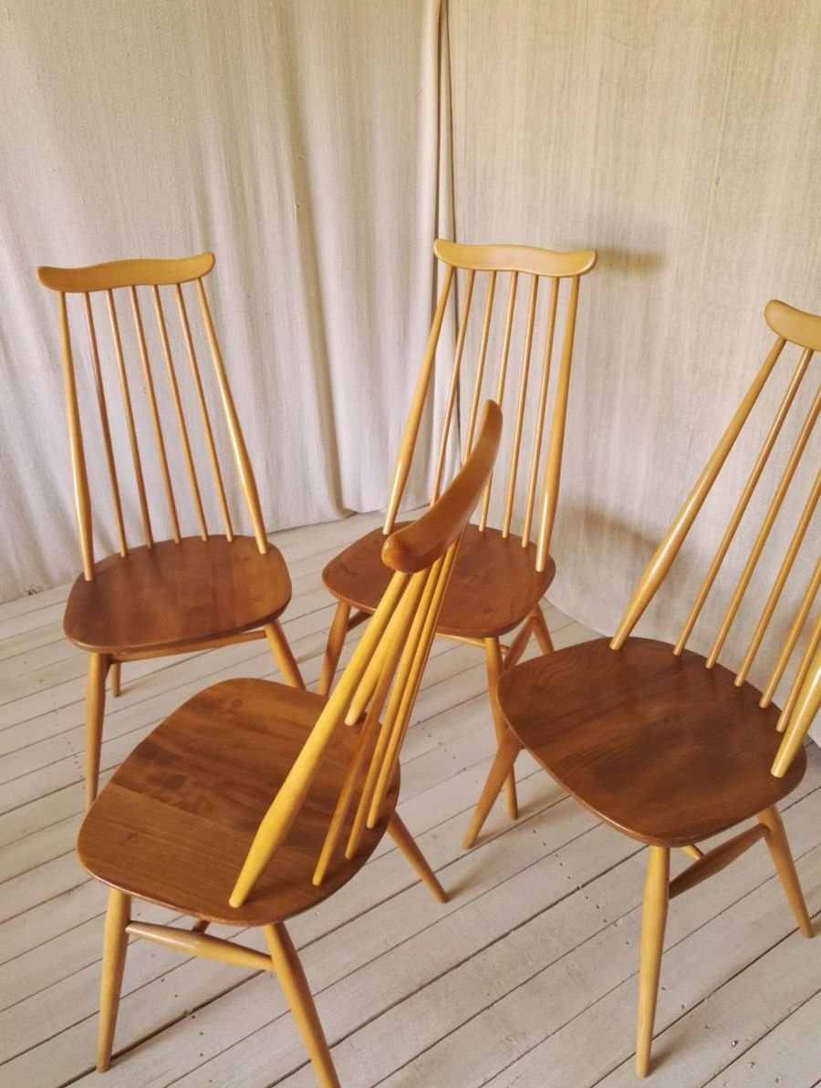 Ercol 369 Goldsmith Windsor dining chair