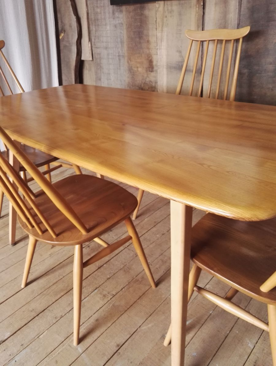 Ercol 382 plank table