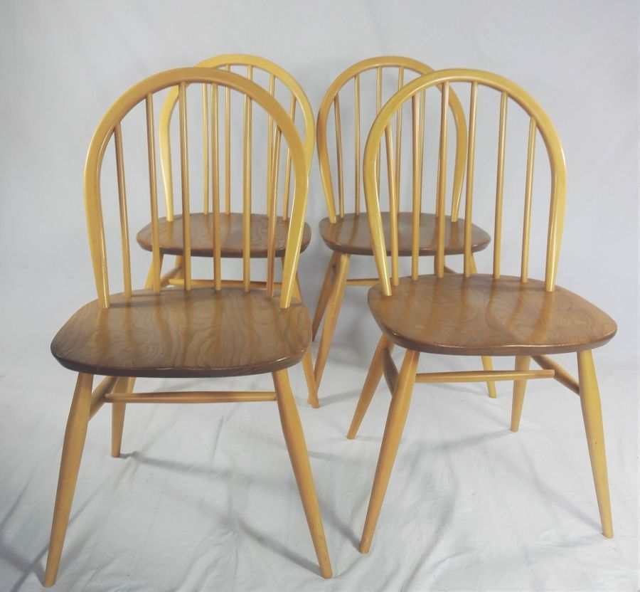 Ercol Windsor 370 Dining Chair