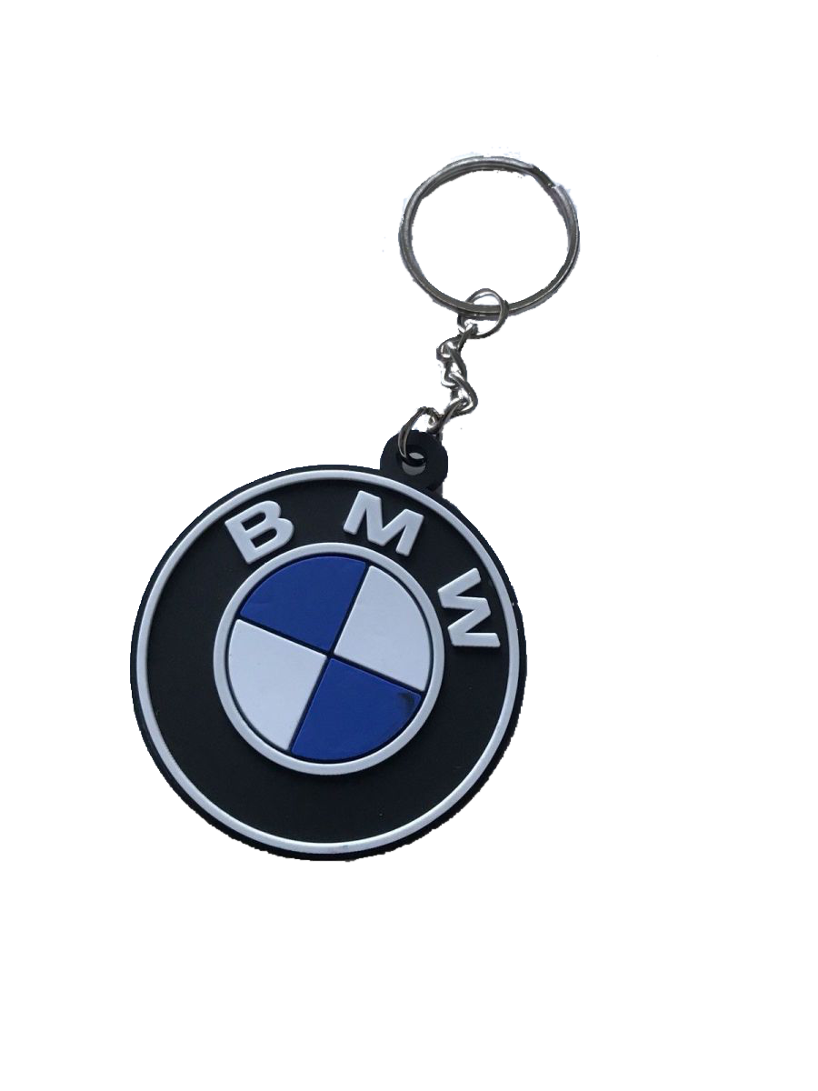 BMW Rubber Keyring