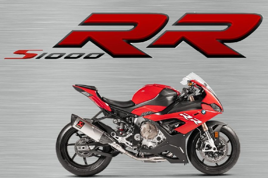 BMW S1000R Red Sign