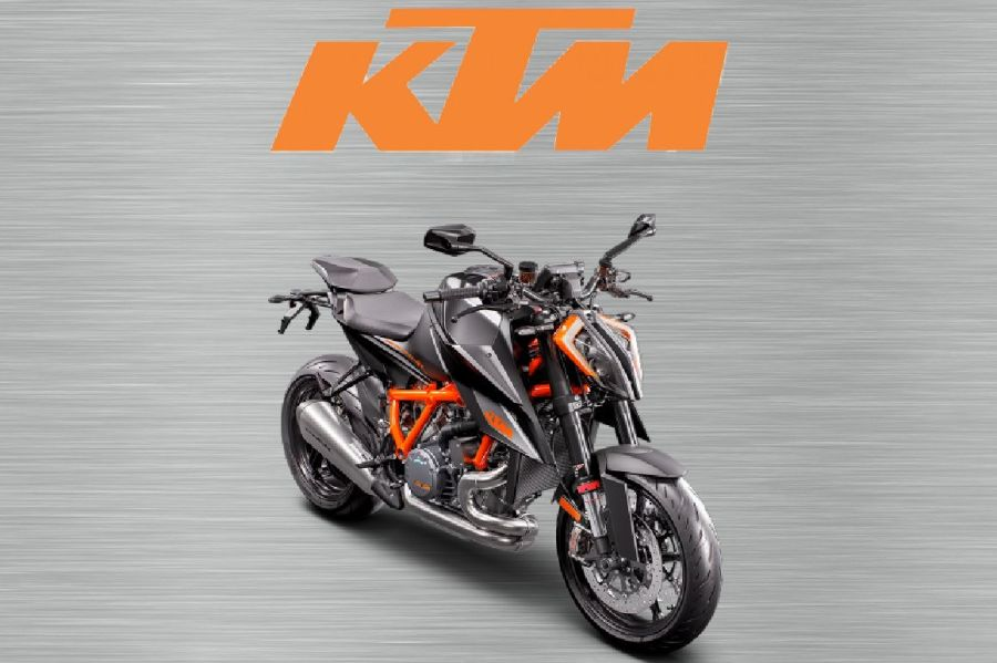 KTM 1290 Super Duke Sign