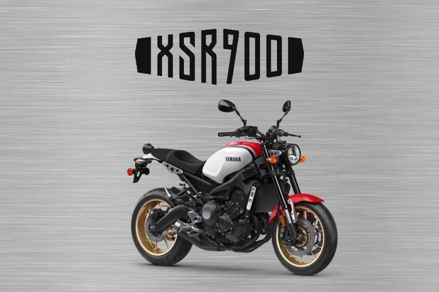 Yamaha XSR900 2020 Garage Sign