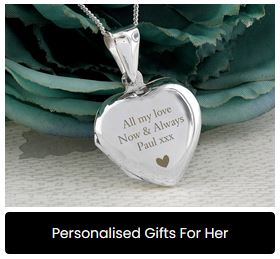 Ppersonalised Gifts For her
