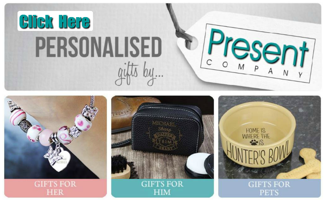 Click Here to see Personalised Gifts For Him, For Her, For Pets, WEDDINGS, BIRTHDAYS,ANNIVERSARY, New BABY< CHRISTENING, RETIREMENT, TEACHER<, ENGAGEMENT, NEW HOME, CARDS, BABY SHOWER, First Communion