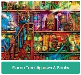 Flame Tree Jigsaws & Notebooks