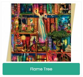 Flame Tree Cards