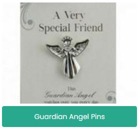Guardian Angel Pins