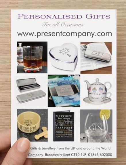 Click Here to see All Personalised Gifts