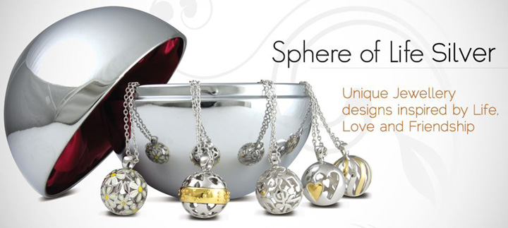Sphere Of Life Silver Jewellery