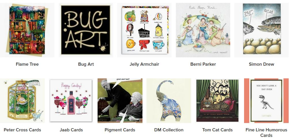 Shop ALL Greetings Cards HERE