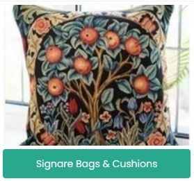 Signare Cushions, Bags & Accessories
