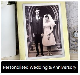 Wedding & Anniversay Personalised Gifts