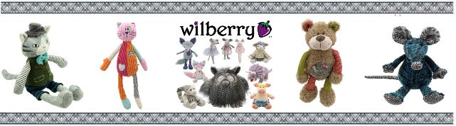 Wilberry Soft Toys
