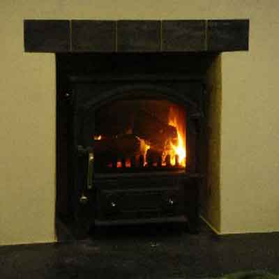 Town & Country Fires Little Thurlow Installation