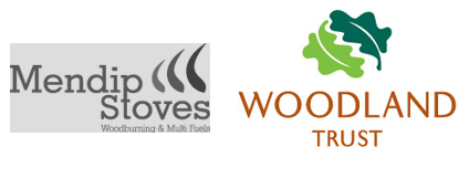 Mendip Stoves & The Woodland Trust