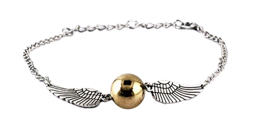 Free winged Snitch bracelet with every order
