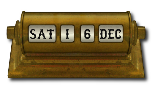 Steampunk Christmas Market 16th December 2017