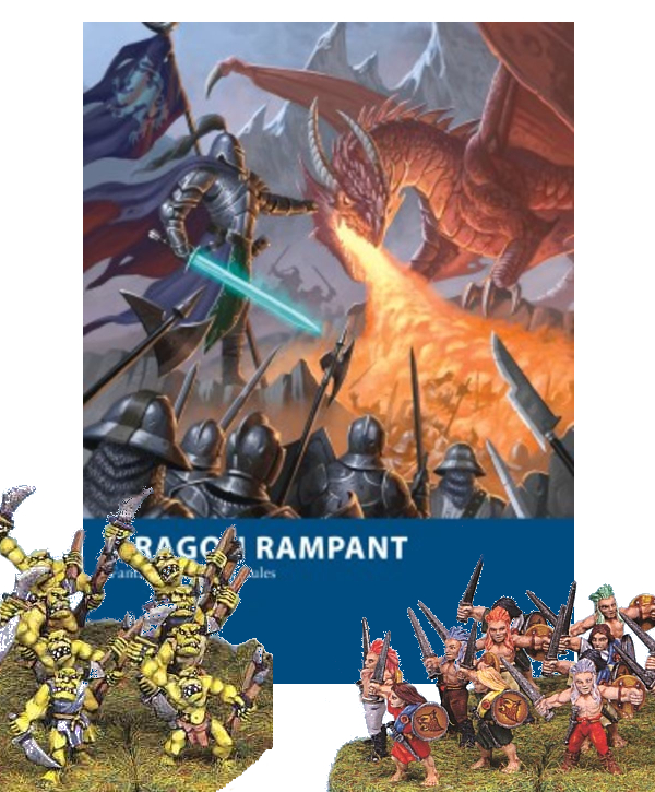 Dragon Rampant Armies