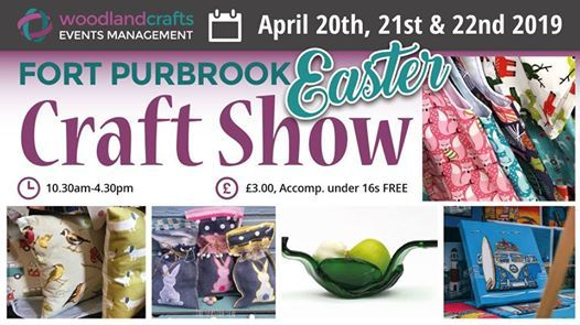 Fort Purbrook Easter Show 2019